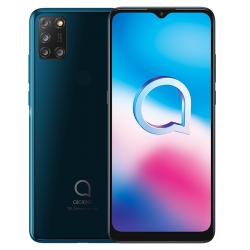 ALCATEL 3X (2020) ZIELONY